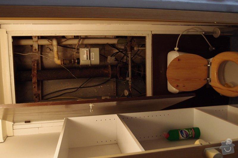 Rekonstrukce koupelny a WC: p4245279