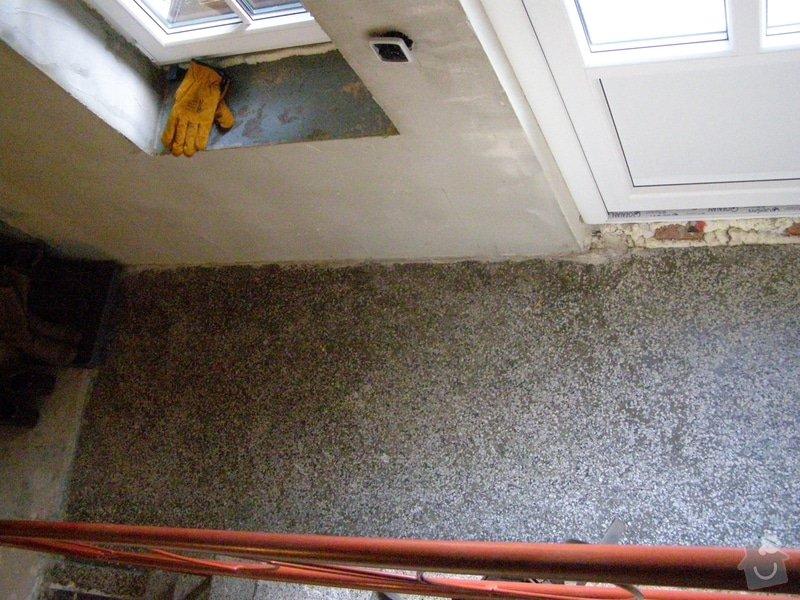 Obklad pod kuch.linkou,pokládka dlažby kolem 20m2: Sobisky02