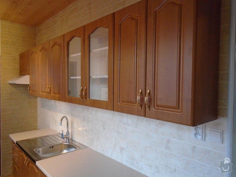 Renovace koupelny,novou kuchyňskou linku: DSC00059