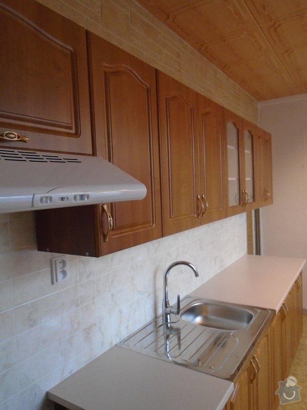 Renovace koupelny,novou kuchyňskou linku: DSC00051