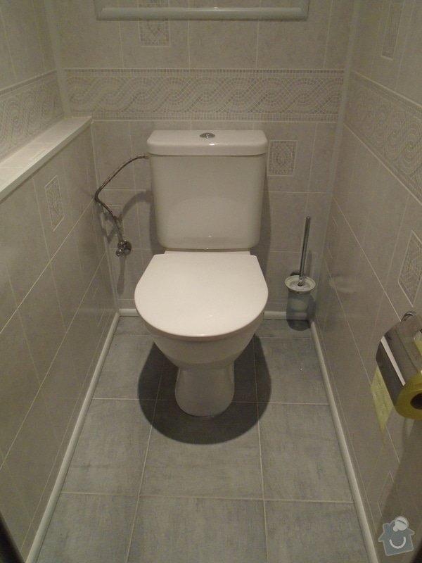 Renovace koupelny,novou kuchyňskou linku: DSC00068
