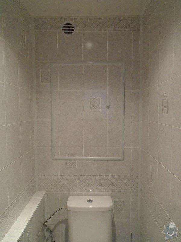 Renovace koupelny,novou kuchyňskou linku: DSC00069
