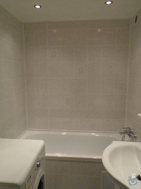 Renovace koupelny,novou kuchyňskou linku: DSC00071