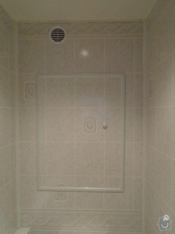 Renovace koupelny,novou kuchyňskou linku: DSC00070