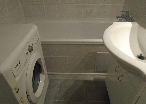 Renovace koupelny,novou kuchyňskou linku