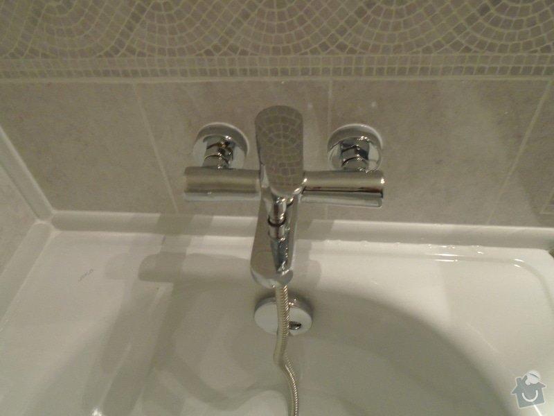 Renovace koupelny,novou kuchyňskou linku: DSC00078