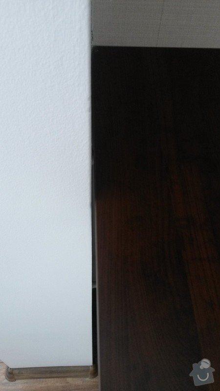 Montáž kuchyňské pracovní desky, instalace vestavné varné desky a instalace dřezu s baterií: 3_detail_u_sloupu