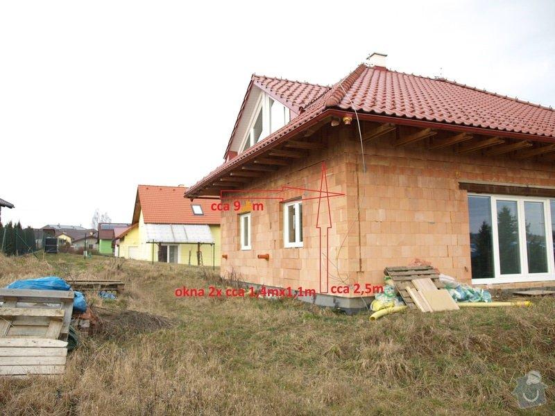 Zhotovení fasády: Zadni_strana