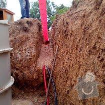 Stavba oplocení, Výroba podlahy v dřevostavbě- masiv A vodovod, kanalizace + domaci čistička: IMG_20140621_113658