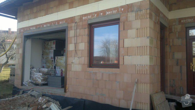 Fasáda Baumit Open: 09032015487