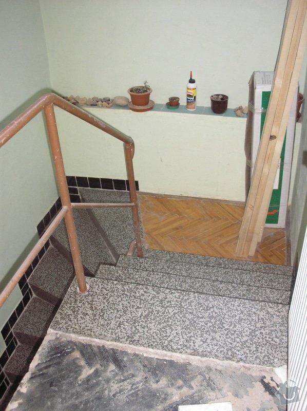 Kamenické práce: schody5