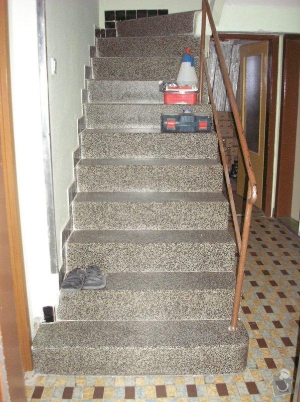 Kamenické práce: schody6