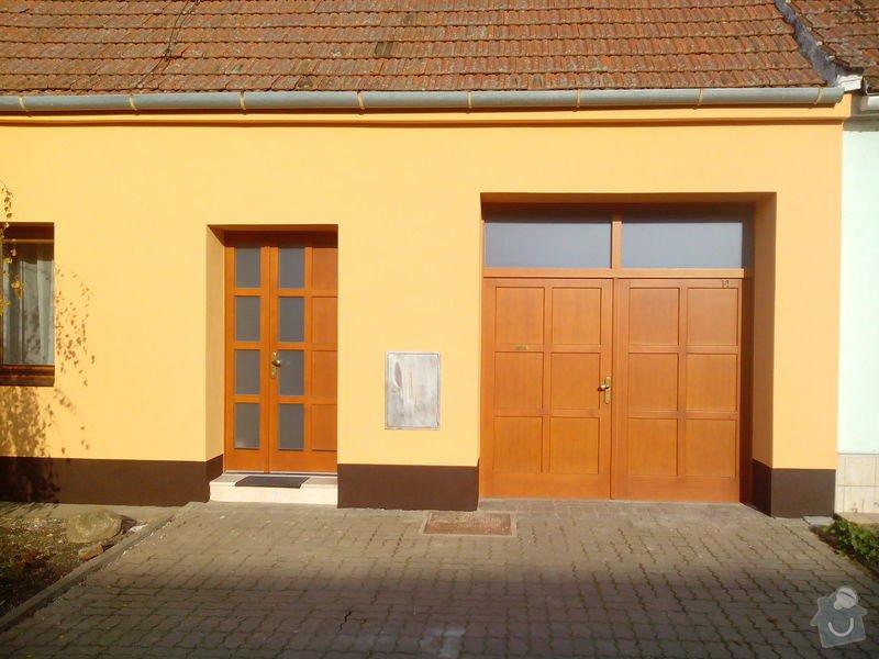 Zhotovení fasády Bořetice: IMG_20141114_134906