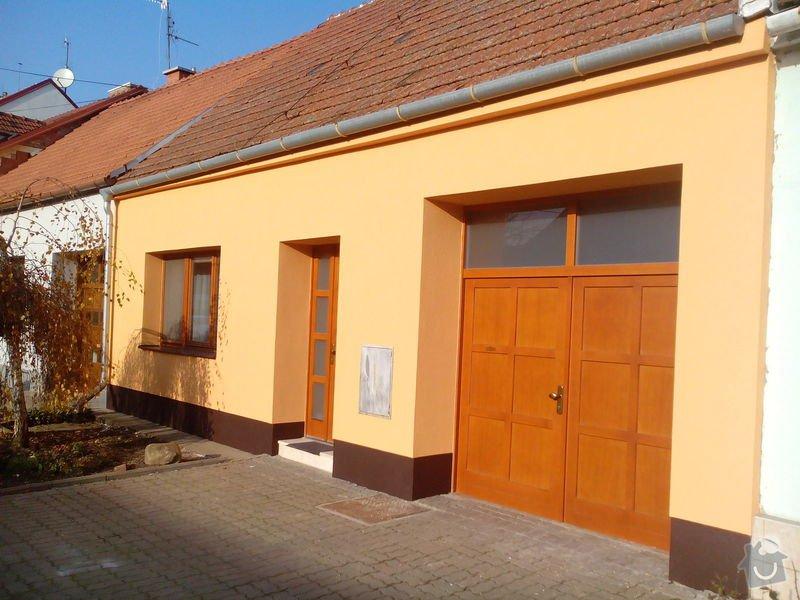 Zhotovení fasády Bořetice: IMG_20141114_134749