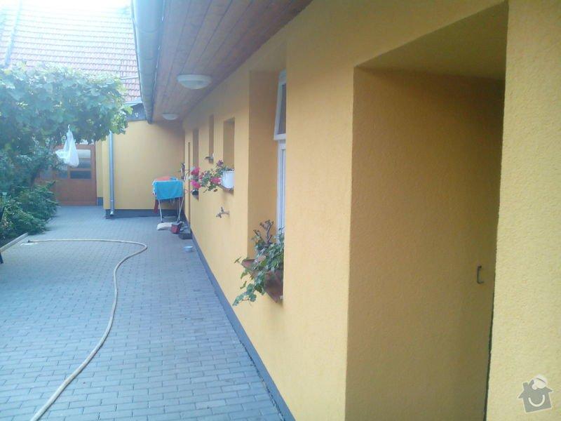 Zhotovení fasády Bořetice: IMG_20141010_170157