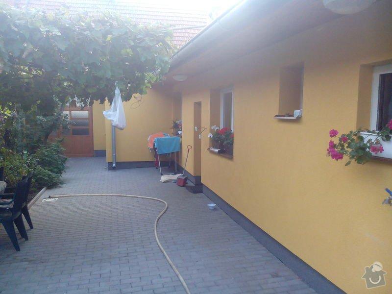 Zhotovení fasády Bořetice: IMG_20141010_170150