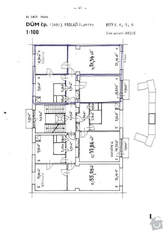 Rekonstrukce bytu: 153353