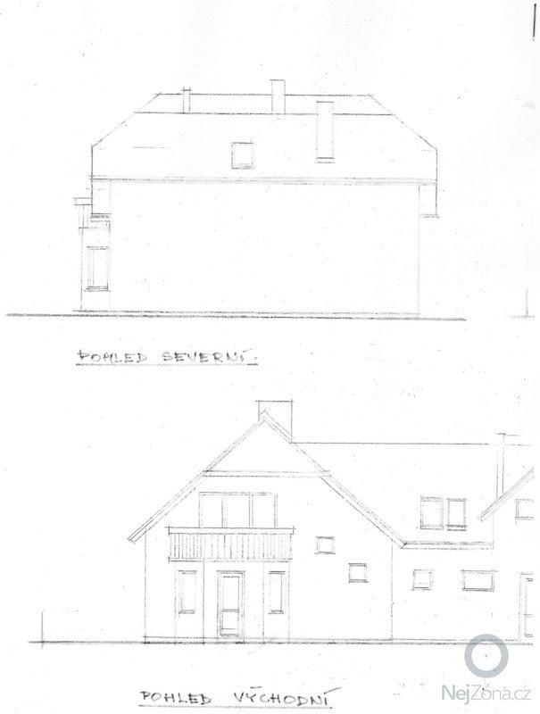 Zpracování cenové nabídky přístavby rodinného domu v Bystrovanech: pohled_1