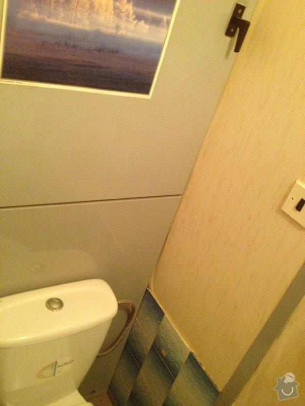 Rekonstrukce bytového jádra, stavební úpravy kuchyně, obložky: 8