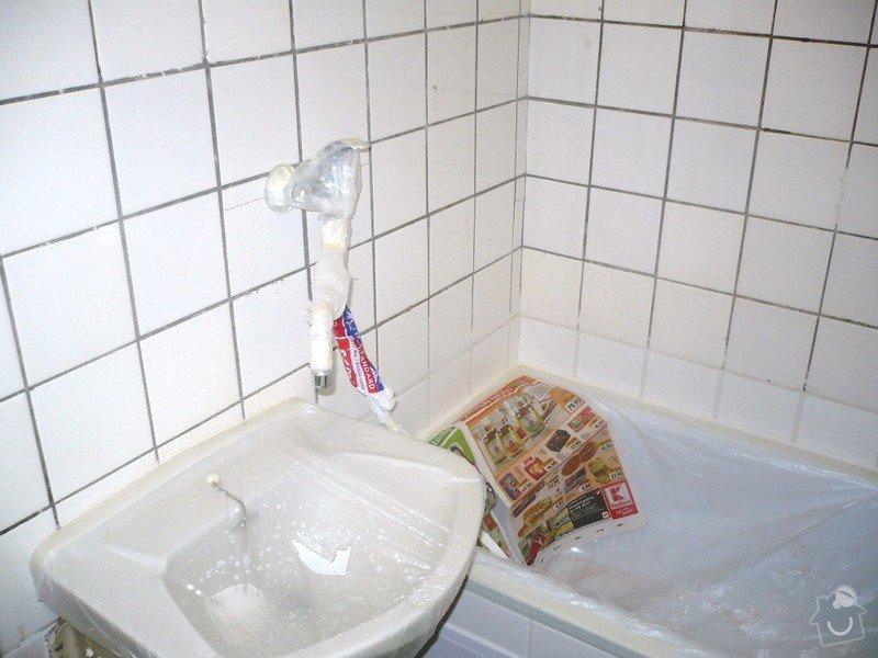 Nástřik koupelny: P1150487