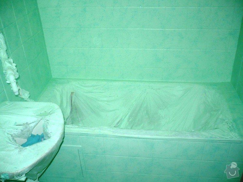 Nástřik koupelny: P1150498