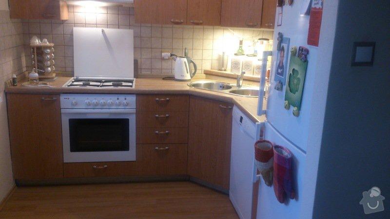 Kuchyňská linka na míru: DSC_1463