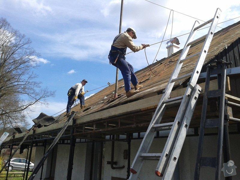 Nová střecha: Fotografie-1349