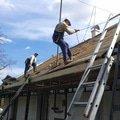 Nova strecha fotografie 1349