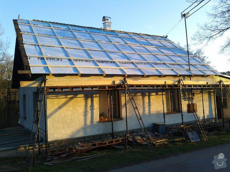 Nová střecha: Fotografie-1361