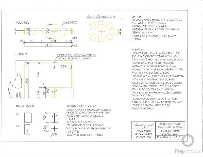 Truhlářské práce, Praha 10: HP0005