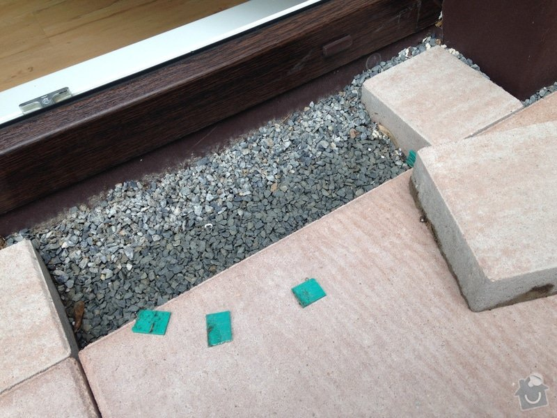 Výměna dlažby na terase za dřevoplast (WPC): 2015-05-03_14.49.06