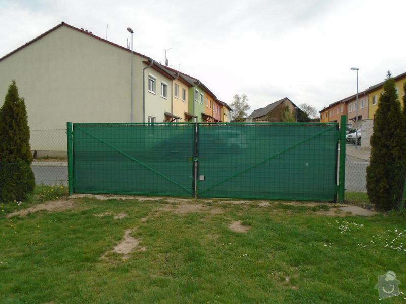 Posuvná brána: K1600_DSC00273