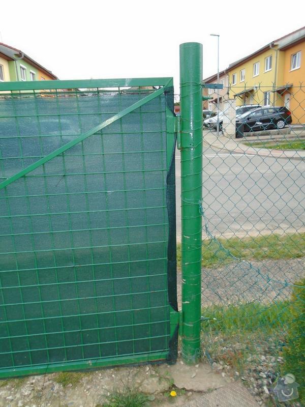 Posuvná brána: K1600_DSC00275