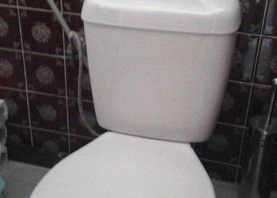 Rekonstrukce koupelny + záchoda
