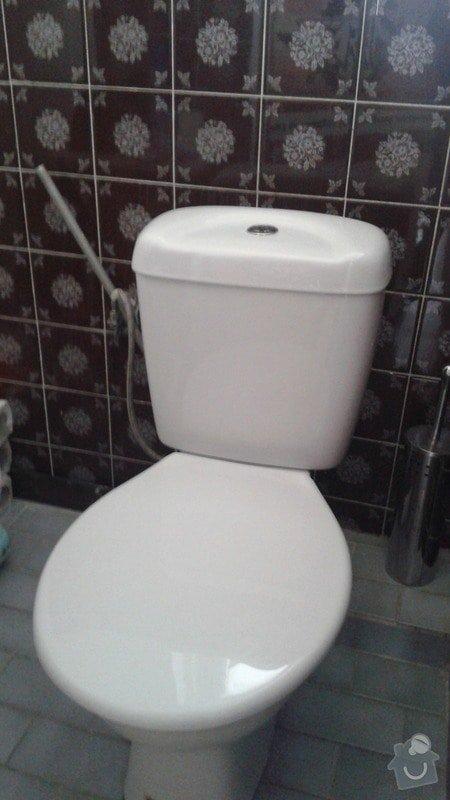 Rekonstrukce koupelny + záchoda: 20150428_171254