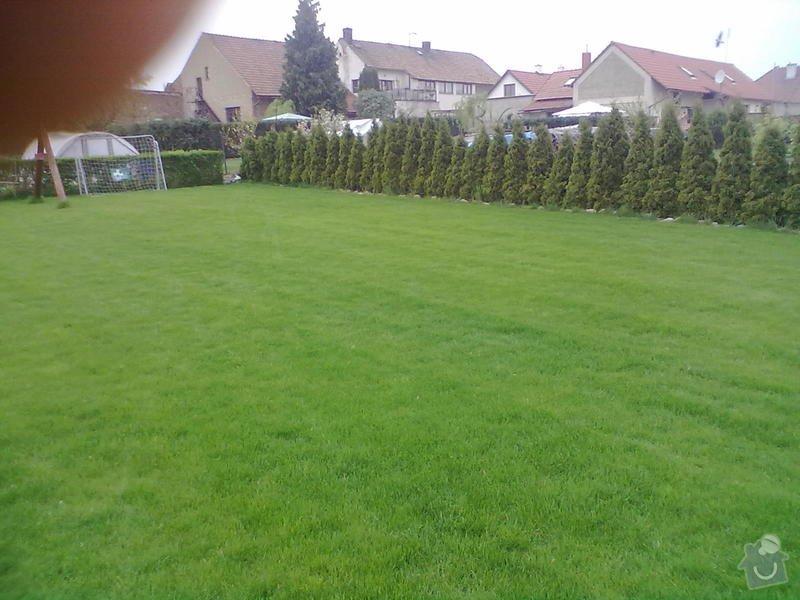 Realizace zahrady,návrh a montáž automatické závlahy: papez_050