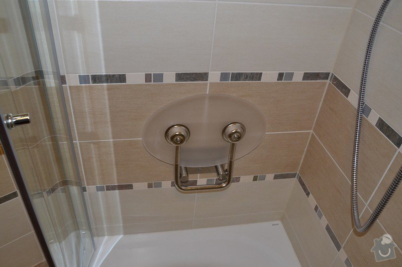 Rekonstrukce koupelny: 3