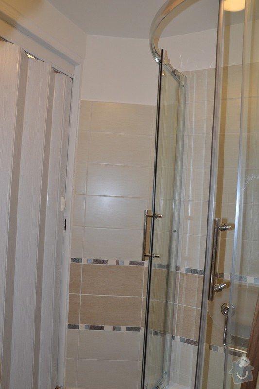 Rekonstrukce koupelny: 7