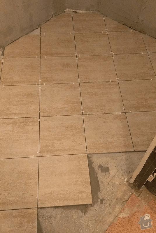 Rekonstrukce koupelny: 8