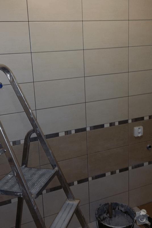 Rekonstrukce koupelny: 9