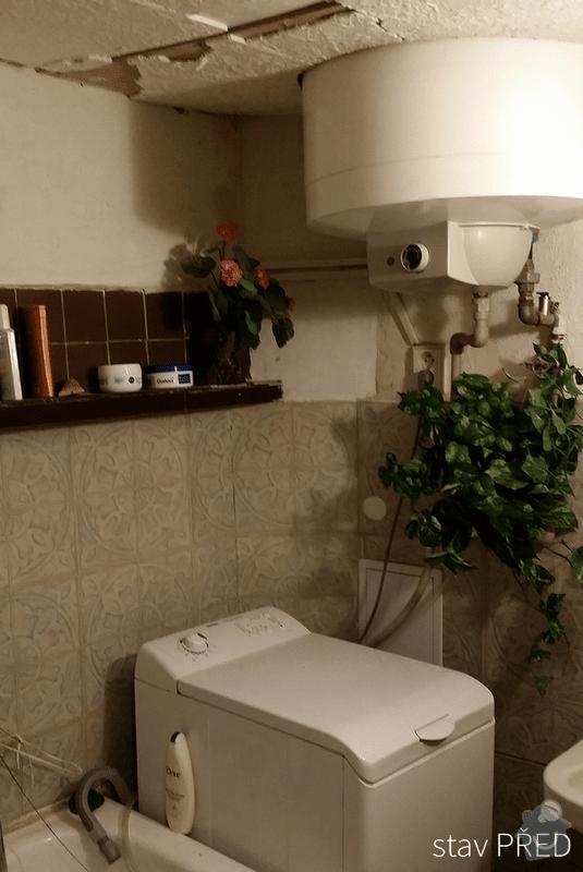 Rekonstrukce koupelny: 11
