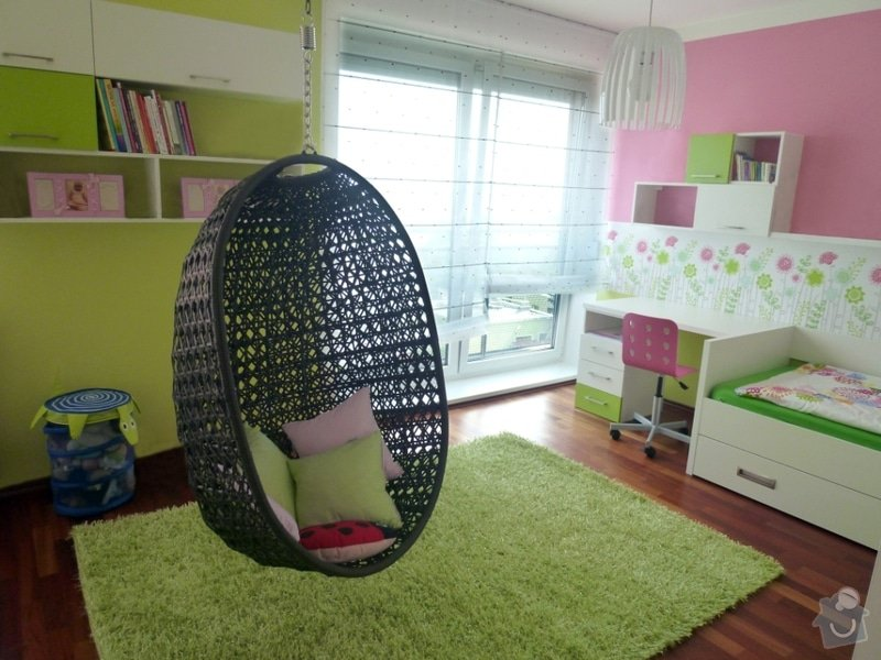Návrh a realizace dětského pokoje: 2