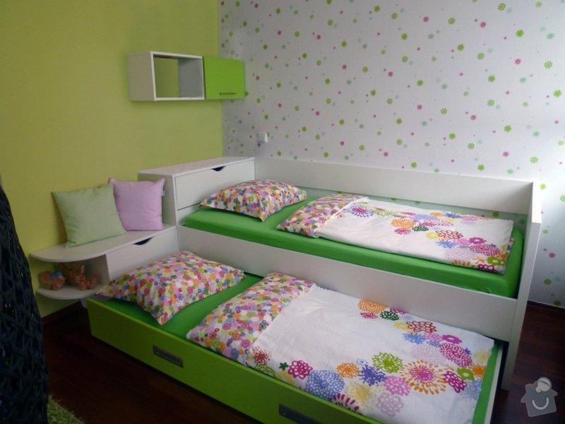 Návrh a realizace dětského pokoje: 3