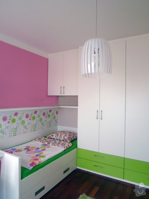 Návrh a realizace dětského pokoje: 4