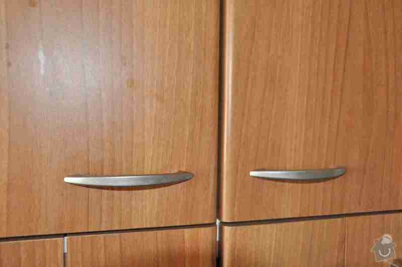 Zhotovení části skříně ve zdi: skrin1