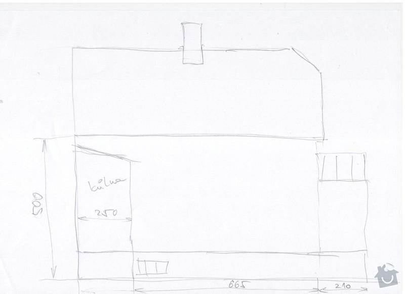 Oprava soklu, zateplení jedné stěny, odvodnit základy + nopovací fólie, výměna žlabů: Nova_Ves_3_001