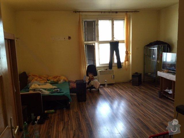 Malířské práce obývací pokoj: 4