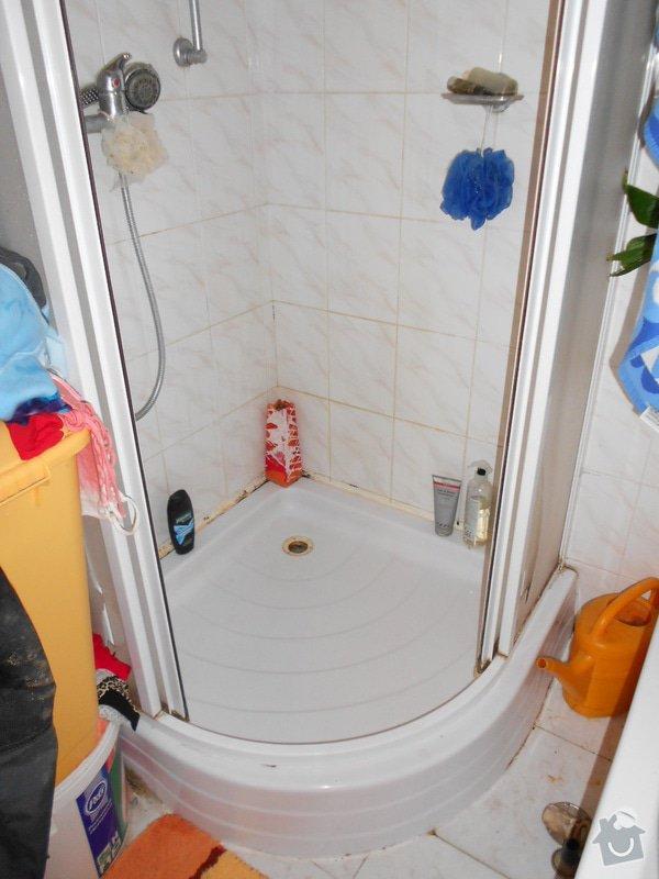 Oprava sprchového koutu: 003