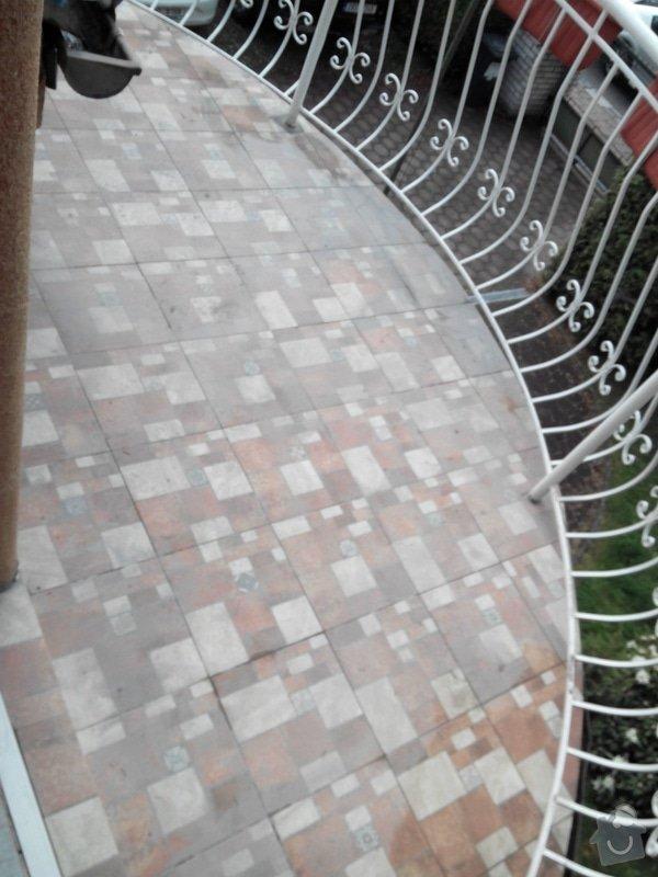 Pokládka dlažby balkon: IMG_20150501_094742
