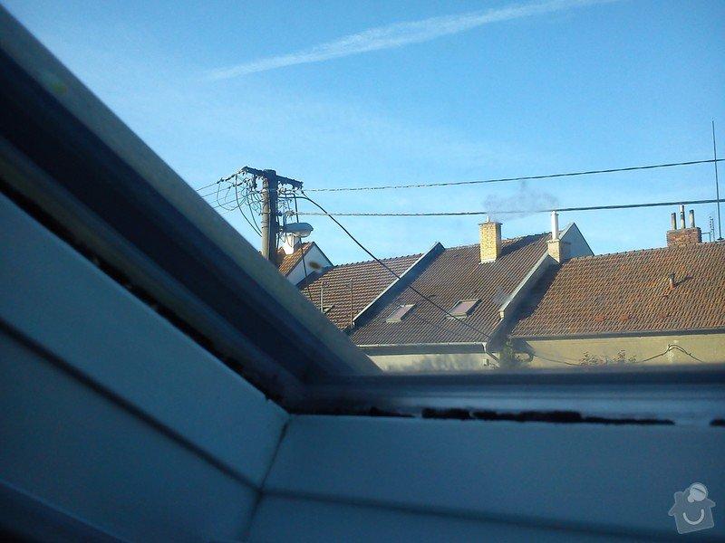 Oprava stresnich oken ROTO: DSC_0377